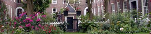 Hofjes bezoeken in de Jordaan - Amsterdam