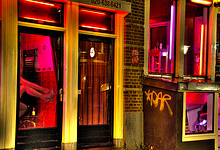 Wallen Tour Amsterdam