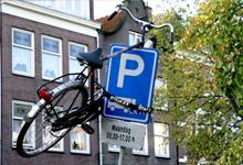 Fiets Puzzeltocht Amsterdam