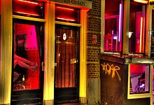 Rondleiding Rosse Buurt Wallen Tour Amsterdam