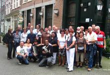 Personeelsuitje Amsterdam