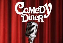 Comedy Cabaret en Diner