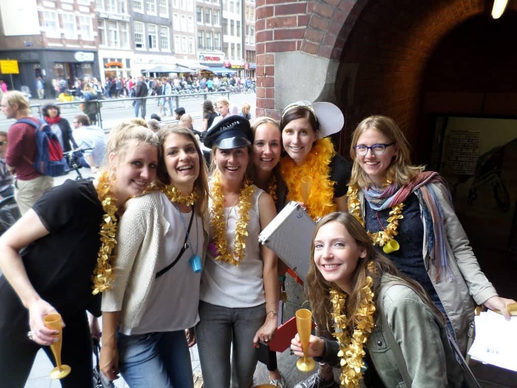 SAM 0942 - Activiteiten in Amsterdam - activiteiten