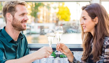 Candlelight Cruise, tickets-met-korting-amsterdam, vaartochten-boottocht-amsterdam