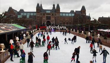 amsterdam iamsterdam - Warme Winter Wandeling - winteruitje