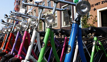 bike battle amsterdam - Citygame Amsterdam -