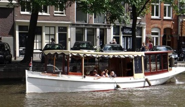floating and walking brunch - Dagarrangement Amsterdam -