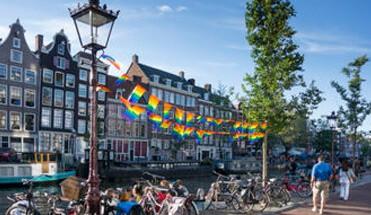 gaytour - Stadswandeling Amsterdam -