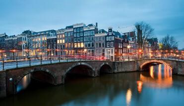 happen en trappen - Fietstocht Amsterdam -