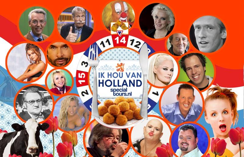 holland placemat - Ik Hou Van Holland Diner - speurtocht-amsterdam-puzzeltocht-amsterdam avondprogramma-amsterdam