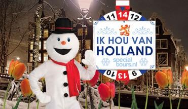 hvh kerst winter1 - IHVH Special Winter Editie - Bekijk hier de speciale winter versie van ons Ik hou van Holland dinerspel. Het leukste bedrijfsuitje, familie uitje of vrijgezellenuitje in Amsterdam voor in de winter! Lees snel verder!