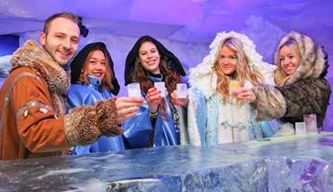 ijsbar icebar amsterdam arrangement - Dagarrangement Amsterdam -