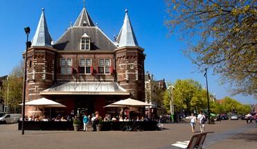 jordaan lunch neuzen wallen rosse buurt amsterdam - Dagarrangement Amsterdam -