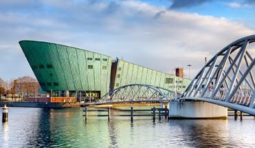 nemo schoolreisje1 - Stadswandeling Amsterdam -
