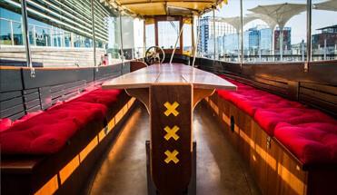 salonboot amsterdam - Bekijk ons Rondvaart Amsterdam aanbod -