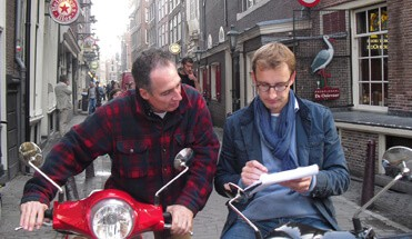 scooter hunt amsterdam - Citygame Amsterdam -
