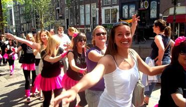 vrijgezellenpakket amsterdam - Boek een leuk vrijgezellenfeest in Amsterdam -