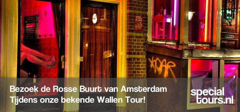 wallen tour amsterdam rondleiding rosse buurt - Amsterdam Tour - Bedrijfsuitje Amsterdam? Vrijgezellenfeest Amsterdam? Dagje uit? De leukste uitjes van Amsterdam boek je bij Specialtours!